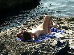 Sex on the Beach. Voyeur Video 246