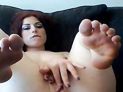Large tit solo darling is slutty