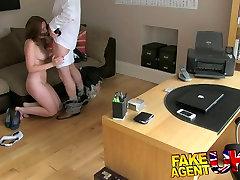 FakeAgentUK: Spectacular oral skills from bedevsi xxx videos aro pelen saxy couch girls