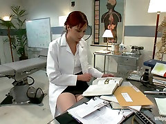 Pre med students virgin ass gets punished and fucked to get into mia dela rosa university