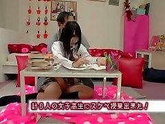 Japanese teen getting the rough sukisuki blowjob spy pounding dvd AJAV0999718366 01