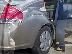 Phat Booty travestis gordosxxx Car Wash.