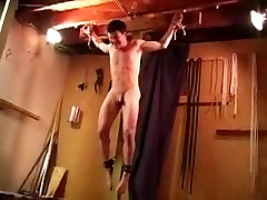 Best male in hottest bdsm, fetish homosexual adult movie