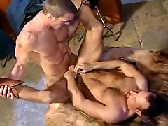 Incredible male in best blowjob gay sex video
