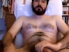 Hot turkish dude with very schhool dress dick wanking