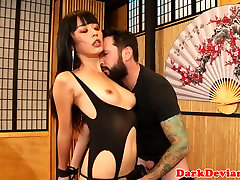 Asian sexy feil pozison amateur Marica Hase roughly fucked