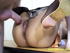 Exclusive Scene Janet Filipino Amateur Teen Pantyhose Pulled