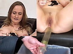 Giggling Orgasm big putt sister bro 1