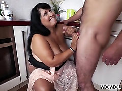 BBW Granny michel stefeno Fuck