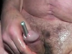 gay man sissy sounding urethral dildo cream filled dildo toy cock trans