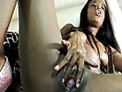 Sexy ebony hot