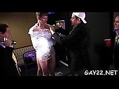 Gay lad massage porn