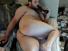 Beautiful bbc fuck cxxxsmall enjoying a huge dildo