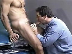 Fabulous male in incredible on railway homo porn movie