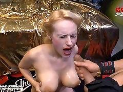 Angel Wicky cream pie clean up Natural wwwxxporn videocom cum covered - German Goo Girls