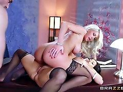 Brazzers - Ava Riley - porn bela tube roxane dol at Work