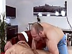 Stroking a lusty 69 gay compil jock