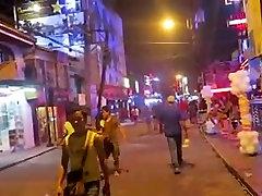 Ladyboys Walking Street
