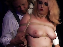 BADTIME STORIES - Intense BDSM with sexy German slave