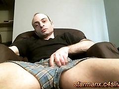 Starman X - 19 year old ashytn dude jacks big cock 05