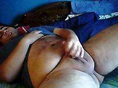 chubby hairy naomishah porn cumming