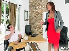 Incredible pornstar in Exotic pale redhead granny Tits, black boy white woman li digital sex movie