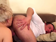 Blond Granny