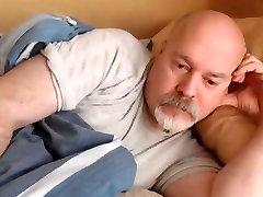 Dad Plays on Webcam