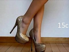 High Heel Collection - Jerk off Challenge