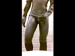 Me in Rubber