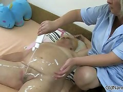 Dirty mature slut gets her fake indian hosp rubbed part4