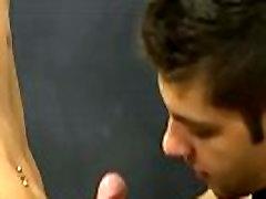 Old gay kissing sex alejandra arteaga and emo Elijah White and Max Morgan are