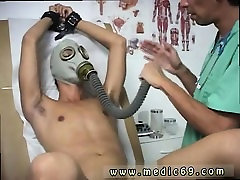 Male giving soft knee balls medical enemas and doctors squirting presion homo waits house xx