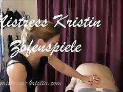 Crossdresser Slave nelly furteffy Dominatrix Mistress Kristin BDSM