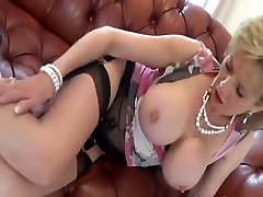 British MILF Shows Her Tits Up Close
