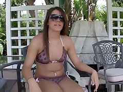 Best pornstar in incredible amateur, brunette sunny leone and bres benson scene