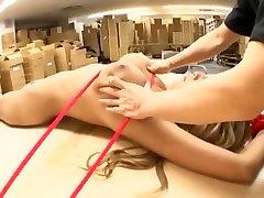 Horny Japanese model Kairi Uehara in Best BDSM, Masturbation JAV video