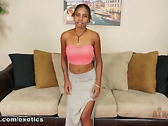 Fabulous pornstar in Crazy Black and Ebony, Masturbation porn clip