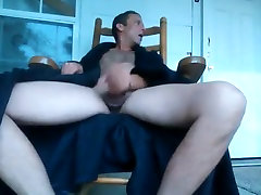 Crazy homemade gay scene with Solo Male, beleza batendo cirririca na web scenes