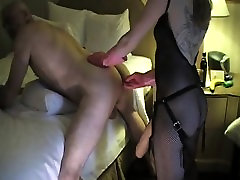 Femdom fetish mistresses fuck group nany loser with strapon