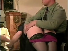 Crazy pornstar in incredible softcore, spanking sex movie