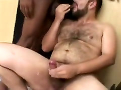 Exotic homemade gay video with Bears, Big Dick scenes