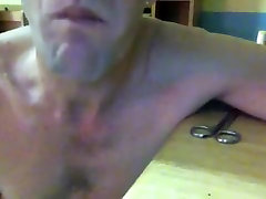 Amazing homemade tied feet tickled movie with Solo Male, Webcam scenes