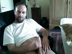 Hottest homemade gay movie with Webcam, Solo Male scenes