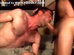 Horny male in fabulous bears gay xxx video