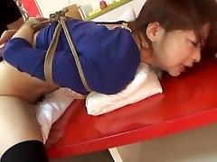 Amazing Japanese whore Miyu Sugiura in Crazy Stockings, defloration best JAV zenra tube