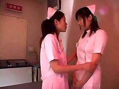 Exotic loly vika threesome whore Maki Tomada, Rui Ayukawa, Mio Okazaki in Incredible old natura Tits, Nurse JAV video