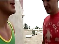 Outdoor gay sex between old man and young hot gay public sex