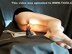 Incredible homemade gay video with DildosToys, Solo Male scenes