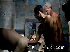 Black fist fucking gay men Seth Tyler &